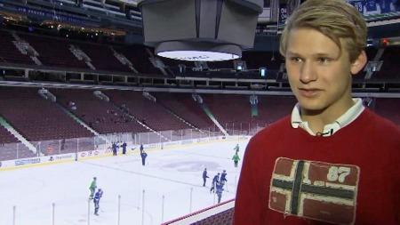 Kristian Nervik-Nilsen (Foto: TV 2)