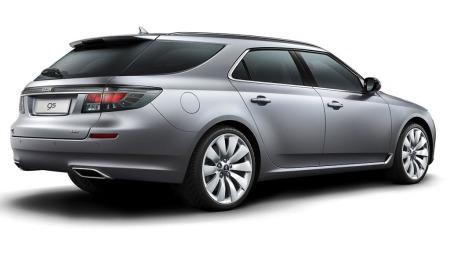 9-5 SportCombi er bilen som kunne reddet Saab - men dessverre kom den for sent til å kunne gjøre noen forskjell for det svenske merket.