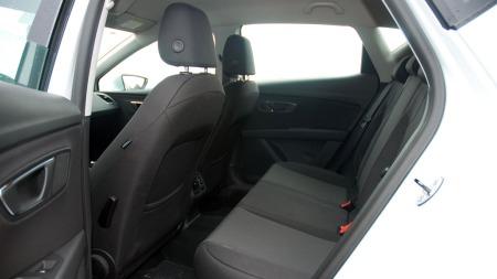 Seat-Leon-baksete (Foto: Benny Christensen)