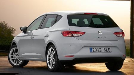 Tøffe Seat Leon er samme bil som VW Golf og Audi A3