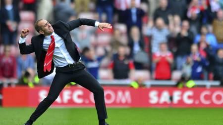 Sunderlandmanager Paolo Di Canio (Foto: Steve Drew/Pa Photos)