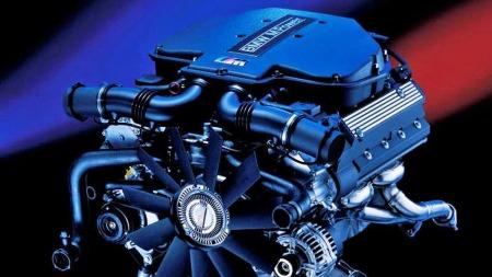 Denne motoren er kraftkilden i E39 M5 - og byr på hele 400 hk. Det gir et utrolig fraspark.