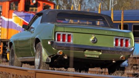 1969- og 1970-modellene ble litt rundere i formene, og spådde litt om hva som skulle skje når den litt større 1971-modellen kom. Produksjonsmessig ble 1969 et bra år, men det gikk dramatisk ned i 1970. (Foto: Privat)