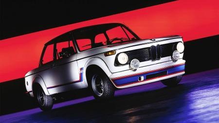BMW 2002 Turbo.