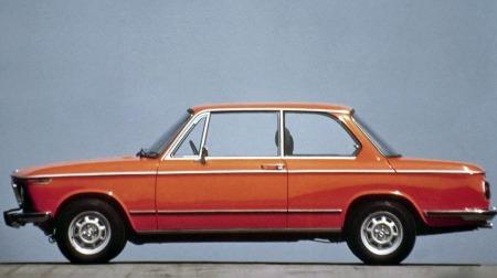 En BMW blir ikke så mye mer klassisk i linjene enn dette!