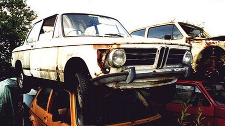 Få biler ruster like ille som BMW 02-serie og dårlige eksemplarer krever ofte svært mye jobb.