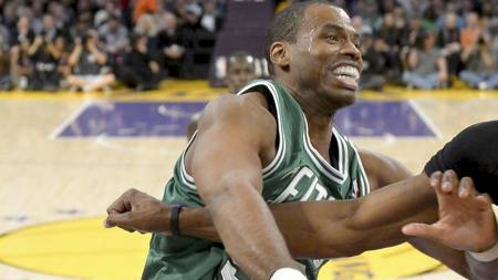 STÅR FREM SOM HOMOFIL: NBA-stjernen Jason Collins. (Foto: Mark J. Terrill/Ap)