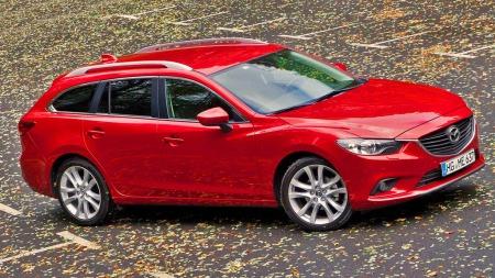 Mazda har sitt beste år på veldig lenge i Norge så langt i 2013 - nå bør også den nye 6 blande seg inn og støtte opp under det meget gode salget av SUV-en CX-5.