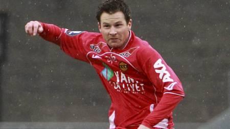 MÅTTE SLITE: Petter Vaagan Moen og LSK måtte slite mot Grorud i cupen. (Foto: Teigen, Trond Reidar/NTB scanpix)