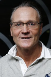 SJEFEN: Petter Løvberg hyar ansvaret for landets beste svømmere. (Foto: Cornelius Poppe/NTB/Scanpix)