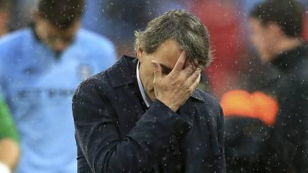 Mancini (Foto: Mike Egerton/Pa Photos)