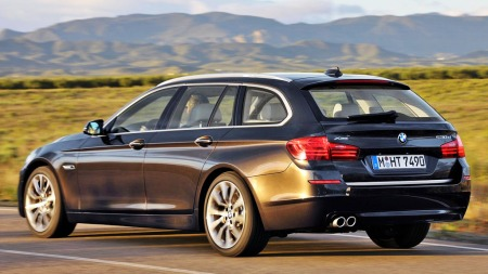00_BMW 5-serie touring bakfra