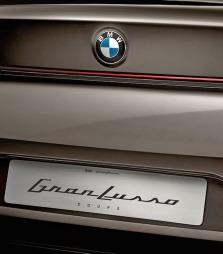 BMW 8-serie konsept hekken