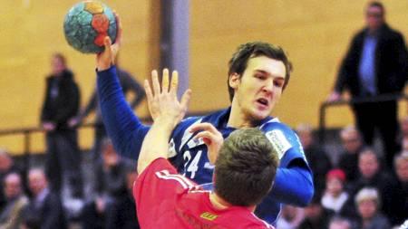 Christian O'sullivan på BSK/NIF.   (Foto: Ole Walter Sundlo/Digitalsport)