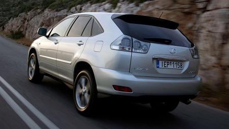 Lexus-RX400h-bakfra