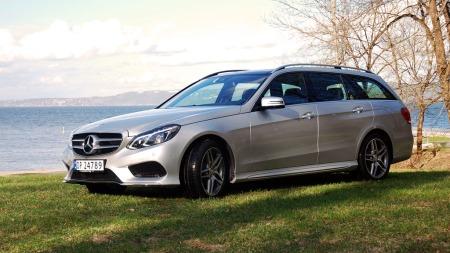 Mercedes-E-klasse-forfra-so (Foto: Benny Christensen)