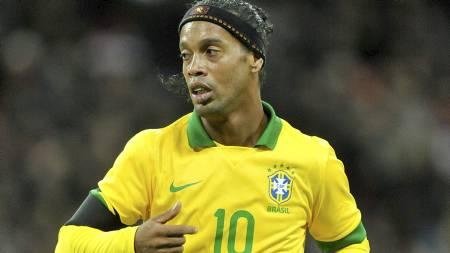 Ronaldinho, (Foto: Neal Simpson/Pa Photos)