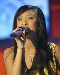 Publikum ble sjokkert da Anh Vu tidlig røk ut av «Idol» i 2004. Nå heier hun på Margaret i MGP.  (Foto: Scanpix)