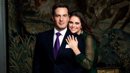 BLIR ALDRI KONGELIG: H.K.H. Prinsesse Madeleine får ingen prins. (Foto: Kunghuset.se)
