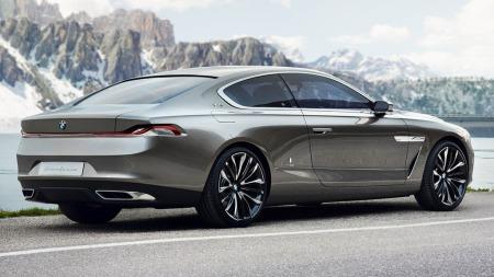 Når BMW og Pininfarine gjør noe sammen for første gang - blir resultatet det du ser her - en alldeles nydelig coupe. Spørsmålet er om denne bilen forblir et unikt eksempelar, eller om den kan være starten på et comeback for 8-serien.