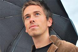 Tarjei Breteig er meteorolog hos Agder Energi. (Foto: Privat)