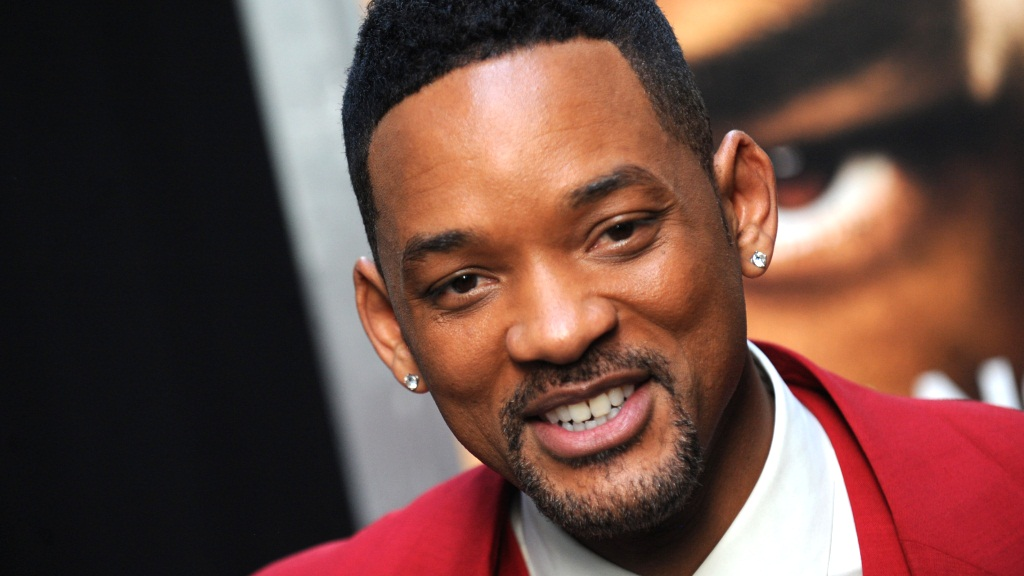 Will Smith på «After Earth»-premieren i New York, 29. mai.