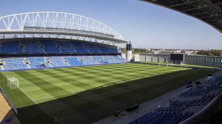 STADION: Netanya Stadion i Israel er utsolgt før Norges åpningskamp (Foto: Aas, Erlend/NTB scanpix)