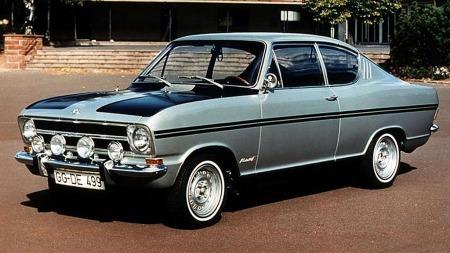 Fra den gang det var morsomt med Opel...