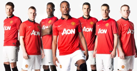 Her Er Uniteds Nye Drakter