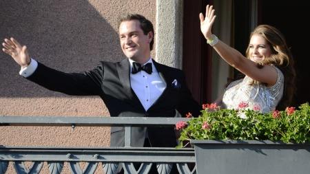 I dag får Madde endelig sin prins (Foto: Bertil Enevag Ericson, ©EJ)