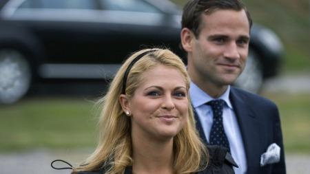 Madde og Jonas offentliggjorde i 2009 at de ønsket å gifte seg. (Foto: JANERIK HENRIKSSON / SCANPIX /, ©JEH/MP PK)