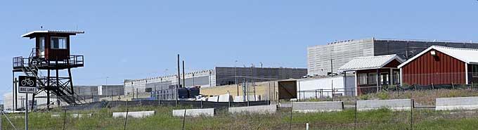 Datasenteret til National Security Agency ligger på lukket område   i Bluffdale, Utah.