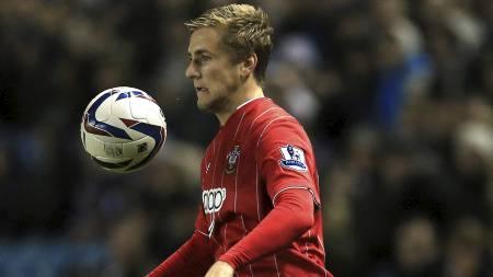 STORTALENT: Luke Shaw er kanskje Premier Leagues mest lovende venstreback. (Foto: Mike Egerton/Pa Photos)
