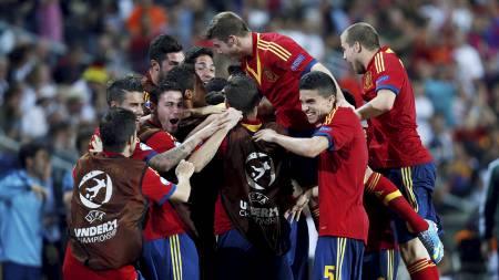 Spania (Foto: NIR ELIAS/Reuters)