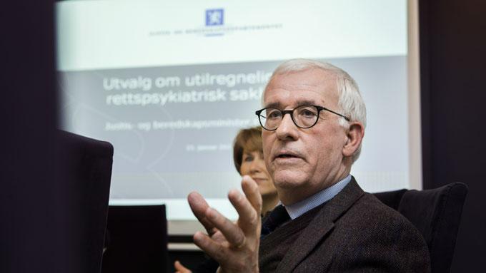 Styreleder i Fritt Ord har tildelt bloggeren «Fjordmann» 75.000 kroner i et bokprosjekt om Anders Behring Breivik.  (Foto: Scanpix)