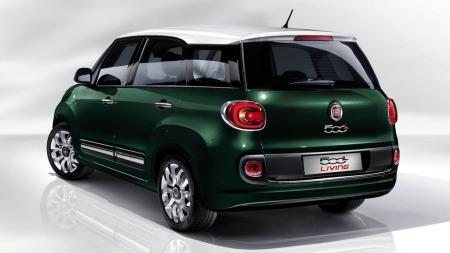 Fiat utvider 500-serien sin ytterligere - her er 500L i Living-versjon.