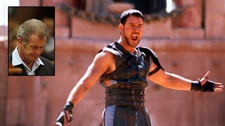 «Are you ready to do your duty for Rome?» Mel Gibson takket nei til «Gladiator». (Foto: Jaap Buitendijk/Dreamworks, ©ps)