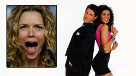 «How much for the entire night?» Filmen ble for dristig for Michelle Pfeiffer som takket nei til «Pretty Woman»