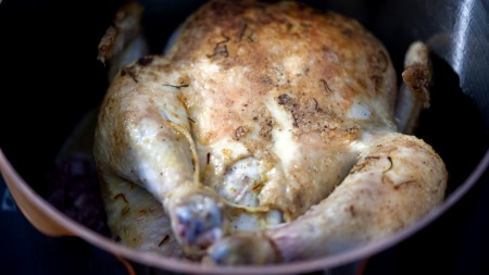 Helstekt kylling (Foto: TV 2)