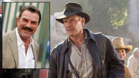 «Fortune and glory, kid. Fortune and glory». Tom Selleck måtte takke nei til rollen som Indiana Jones, men Harrison Ford gjorde ingen dårlig jobb. (Foto: Paramount Classics, ©TS)