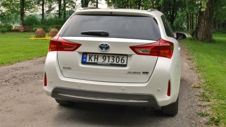Toyota får endelig stasjonsvogn i denne klassen igjen når Auris Touring Sports kommer på markedet senere i sommer.