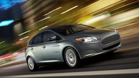 Ford Focus Electric kommer til Norge i september. Ford tar sjansen på å prisen den et godt stykke over klasseleder Nissan Leaf.