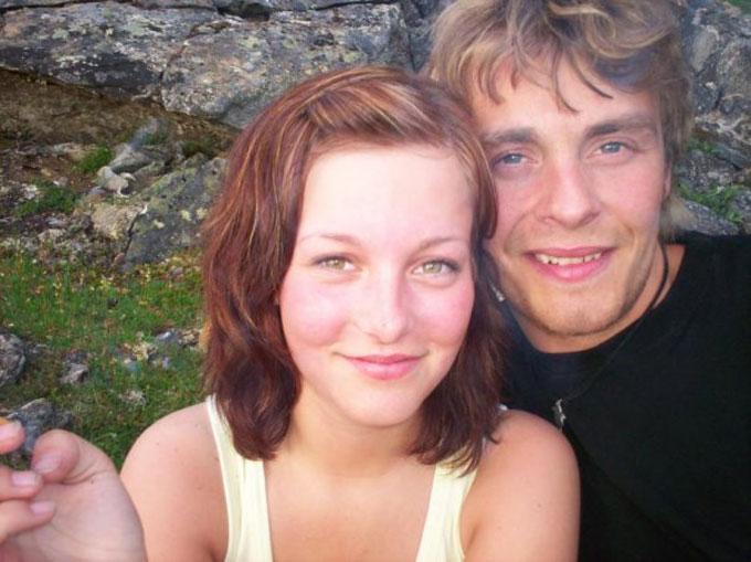 Therese Strømseth og Per-Arne Pedersen (Foto: Privat)