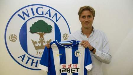 Thomas Rogne, Wigan (Foto: Wigan Athletic AFC Ltd)