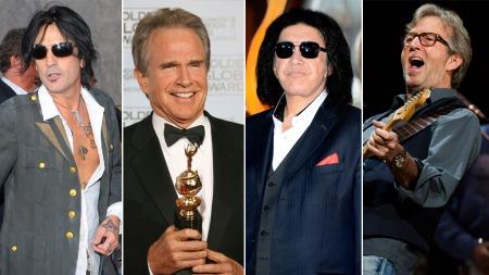 Det er ingen hvem som helst som har havnet på sex-listen til Cher. Tommy Lee, Warren Beatty, Eric Clapton og Kizz-medlem Gene Simmons er blandt dem.
