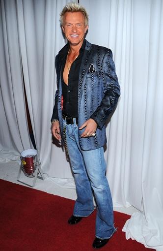 David Bowies sønn Zowie Bowie.
