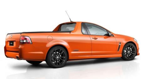 Holden lanserer ny pickup - og gjør det med å sette ny rekord for biltypen rundt Nürburgring!