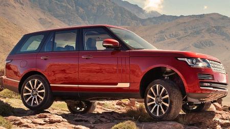 Range Rover hører absolutt hjemme i kategorien
