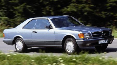 Coupe-modellen SEC ble en skikkelig jappe-hit på 80-tallet.