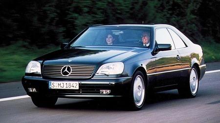 Som sin forgjenger fikk også W140 en coupeutgave, men det velkjente SEC-navnet forsvant.